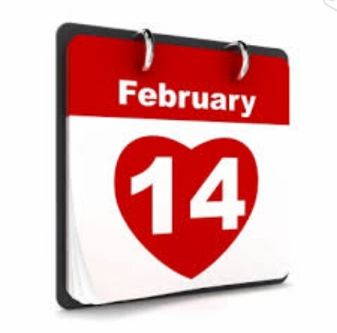 Let's talk about February 14!