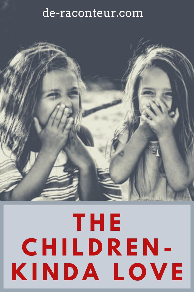THE CHILDREN-KINDA LOVE (A christian short love story)