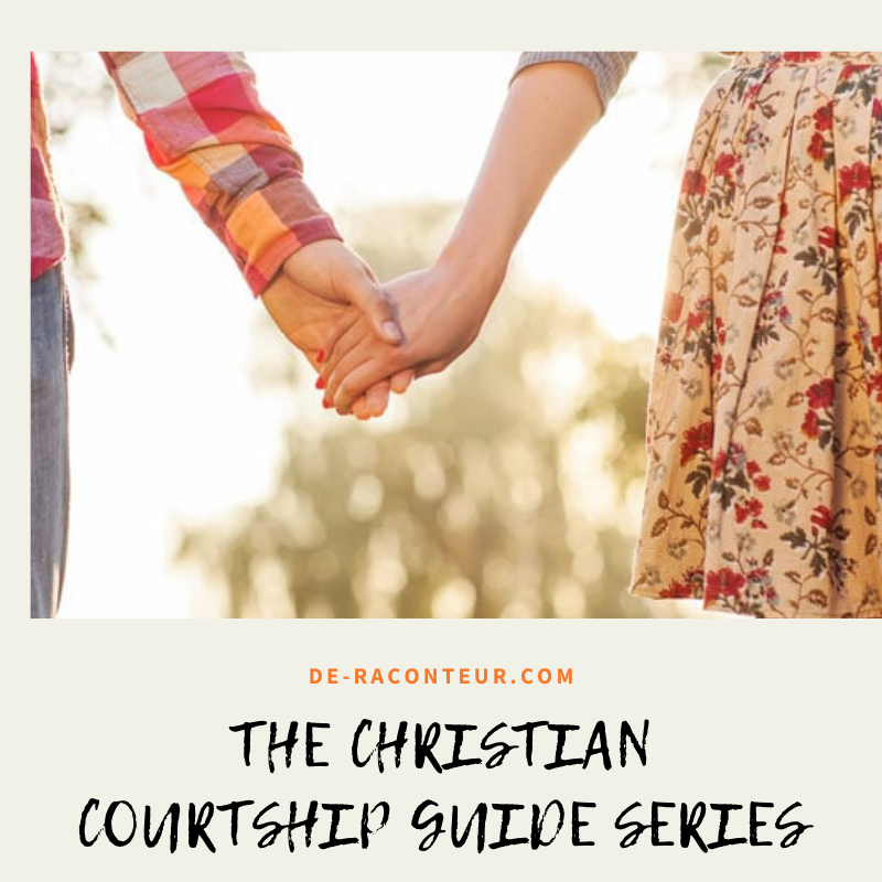 THE CHRISTIAN COURTSHIP GUIDE SERIES BY LIZZY OYEBOLA YAKUBU