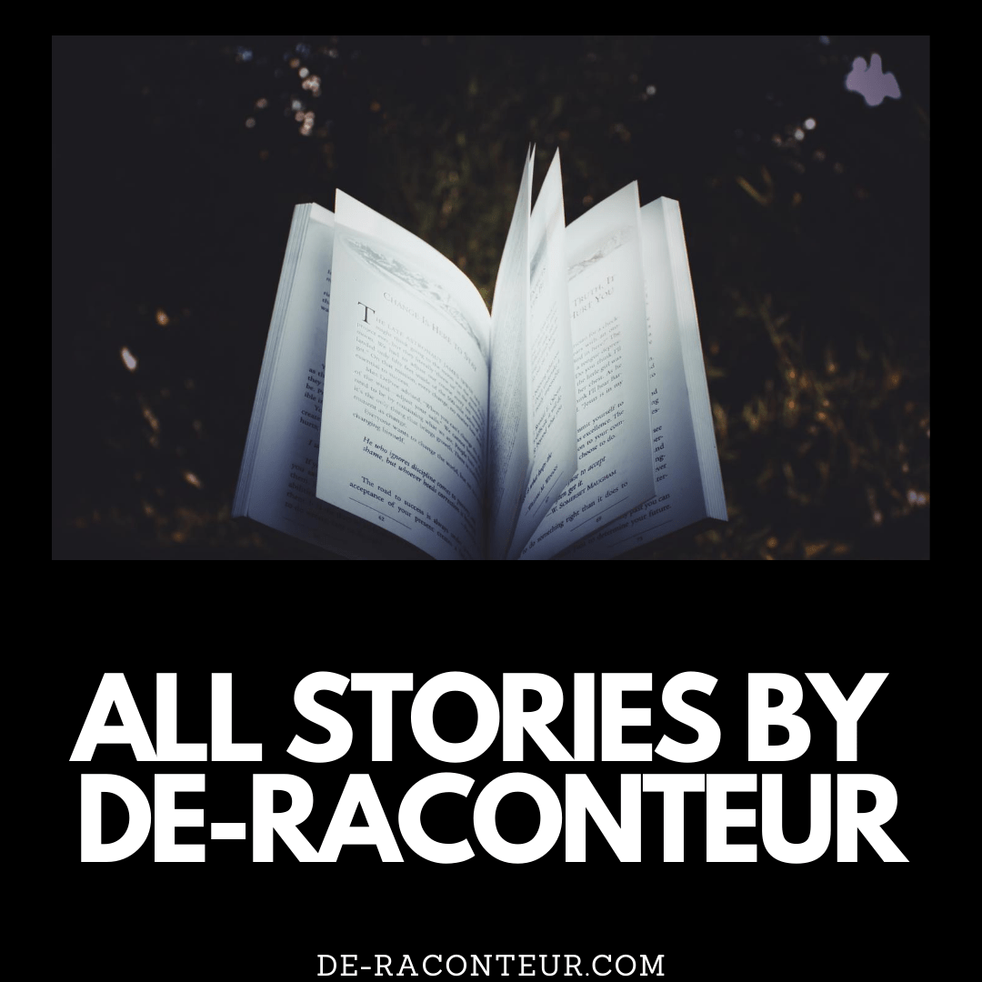 ALL DE-RACONTEUR STORY SERIES